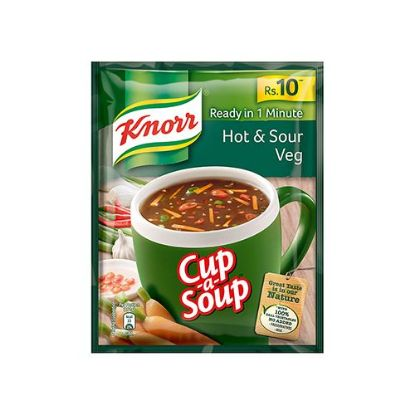 Picture of Knorr Cup-A-Soup - Hot & Sour Veg, 11 g